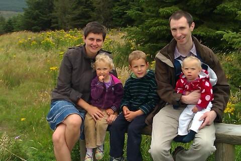 Nasza rodzinka - lato 2012