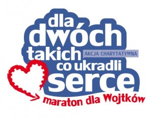 dla dwóch takich co ukradli serce - akcja charytatywna - maraton dla Wojtków