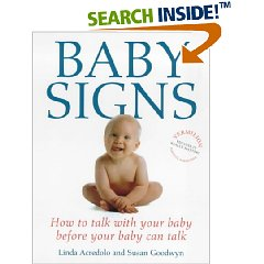 Okładka książki Baby Signs: How to Talk with Your Baby Before Your Baby Can Talk